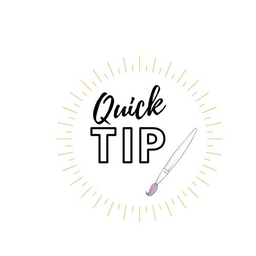 Quick Tip graphic